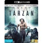 4k film Legenden om Tarzan (4K Ultra HD + Blu-ray) (Unknown 2016)