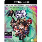 Suicide Squad Filmer Suicide Squad (4K Ultra HD + Blu-ray) (Unknown 2016)