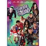 Suicide Squad Filmer Suicide Squad (DVD) (DVD 2016)