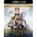 Uhd film The Huntsman - Winter's war: Extended ed. (4K Ultra HD + Blu-ray) (Unknown 2016)