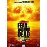 The walking dead säsong 4 Filmer Fear the walking dead: Säsong 2 (4DVD) (DVD 2016)