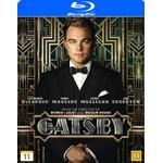Den store Gatsby Filmer Den store Gatsby (Blu-ray) (Blu-Ray 2013)