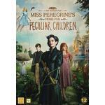 Barn dvd Filmer Miss Peregrines hem för besynnerliga barn (DVD) (DVD 2016)
