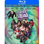 Suicide Squad Filmer Suicide Squad: Extended cut (Blu-ray) (Blu-Ray 2016)