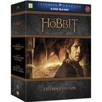 Hobbit filmtrilogin Hobbit Trilogy: Extended edition (9Blu-ray) (Blu-Ray 2014)