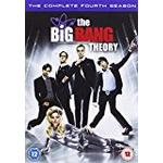 Big bang theory: Season 4 (3-disc)