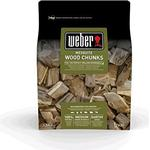 Weber Mesquite Wood Chunks 17620