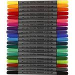 Fabric Markers 20-pack