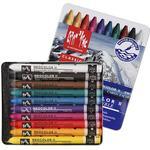 Hobbymaterial Caran d'Ache Neocolor II Crayon 10-pack