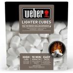 Weber Lighter Cubes 17519