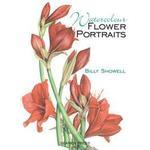 Watercolour Flower Portraits (Häftad, 2014)