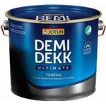 Jotun Demidekk Ultimate Träfasadsfärger Vit 2.7L