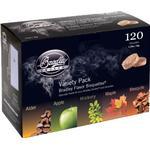 Kol & Briketter Bradleysmoker Five Flavour Bisquettes 120 Pieces