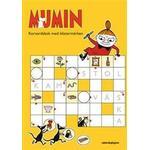 Mumin - Korsordsbok med klistermärken (Övrigt format, 2013)