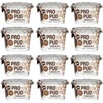 NJIE Propud Protein Pudding Chocolate 200g 12 st