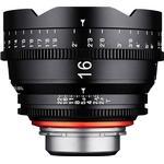 Samyang Xeen 16mm T2.6 for Canon EF