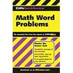 CliffsQuickReview Math Word Problems