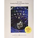 University Physics with Modern Physics (Int'l Ed)