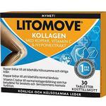Orkla Litomove Nyponpulver Collagen 30 st