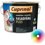 Cuprinol Plus Träfasadsfärger Vit 10L
