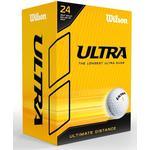 Golfbolde Wilson Ultra (24 pack)