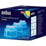 Braun Clean & Renew CCR3 3-pack