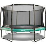 North challenger Studsmattor North Challenger 360cm + Safety Net
