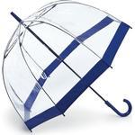 Transparent paraply Fulton Birdcage 1 Navy