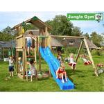Klätterställning Jungle Gym Chalet 2 Swing