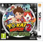 Yokai watch Nintendo 3DS-spel Yo-Kai Watch 2: Bony Spirits