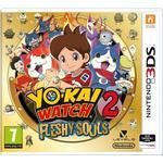 Yokai watch Nintendo 3DS-spel Yo-Kai Watch 2: Fleshy Souls