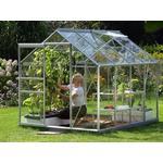 Fristående växthus - Glas Vitavia Venus 5000 5m² Aluminium Glas