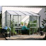 Väggväxthus Vitavia IDA Wall Garden 5.2m² Aluminium Glas