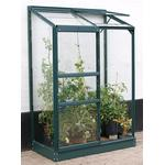 Väggväxthus - Polykarbonat Vitavia IDA Vægdrivhus Small 0.9m² Aluminium Polycarbonate