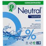 Neutral Concentrated White Washing Powder 675g
