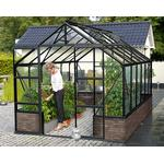 Fristående växthus - Glas Vitavia Cassandra 9.9m² Aluminium Glas