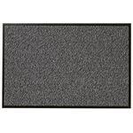 Dörrmattor Clean Carpet 112033 (130x200cm) Svart