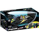 Radiostyrda leksaker Playmobil Action RC Supersport Racer RTR 9089