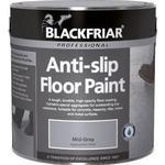 Floor Paint Blackfriar Professional Anti Slip Floor Paint Grey 1L