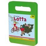 Två gånger Lotta: Visst kan Lotta cykla, Visst kan Lotta nästan allting (dvd, 2012)