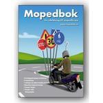 Mopedbok för utbildning till AM-körkort och förarbevis för moped klass II (Spiral, 2017)