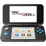Nintendo 3DS Spelkonsoler Nintendo New 2DS XL - Black/Turquoise