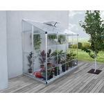 Väggväxthus - Polykarbonat Palram Hybrid Grow House 3m² Aluminium Polycarbonate
