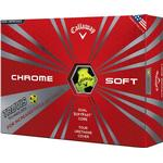 Callaway Chrome Soft Truvis (12 pack)
