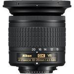 Nikon Kameraobjektiv Nikon AF-P DX Nikkor 10-20mm F4.5-5.6G VR