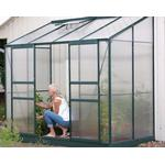 Väggväxthus - Polykarbonat Vitavia IDA Vægdrivhus 3.3m² Aluminium Polycarbonate