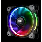 Rgb fläkt Datorkylning Thermaltake Riing Plus 12 RGB Radiator Fan TT Premium Edition 120mm Five Pack