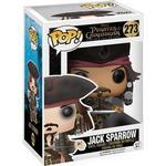 Pirates of the caribbean Leksaker Funko Pop! Disney Pirates of the Caribbean Jack Sparrow