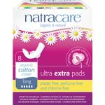 Bindor Natracare Ultra Extra Pads Long 8-pack