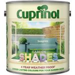 Paint Cuprinol Garden Shades Wood Paint Green 2.5L